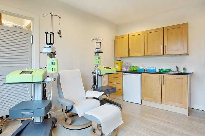 Patient room - Drummartin Clinic 3 Drummartin Road, Goatstown, Dublin 14
